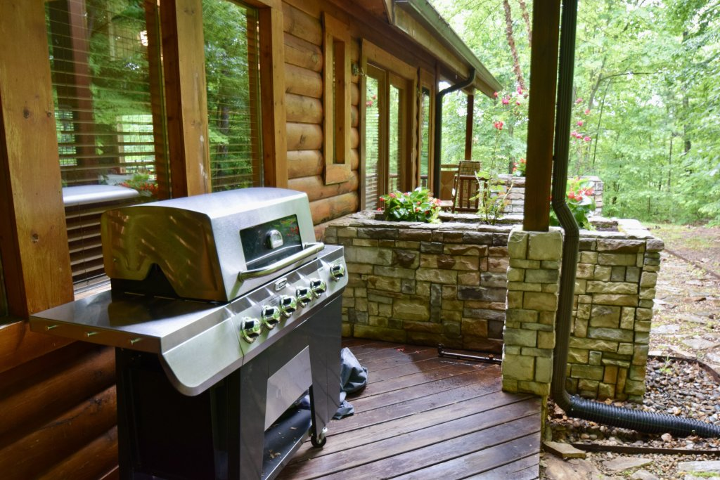 Photo of a Sevierville Cabin named Now And Forever - This is the thirty-first photo in the set.