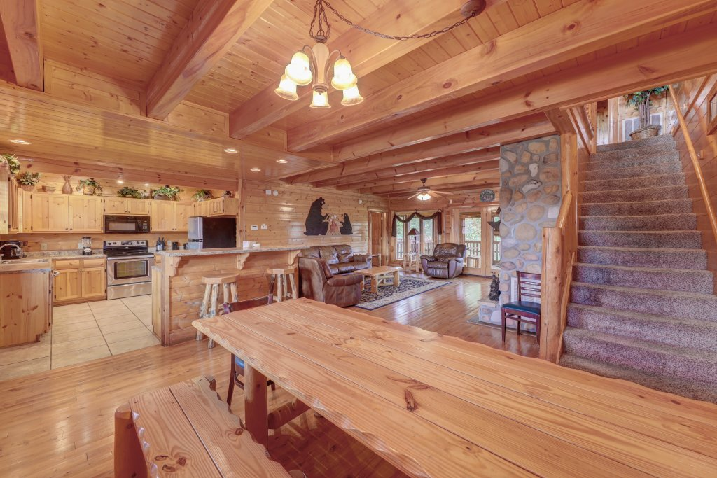 Photo of a Sevierville Cabin named Estate Of Relaxation - This is the forty-sixth photo in the set.