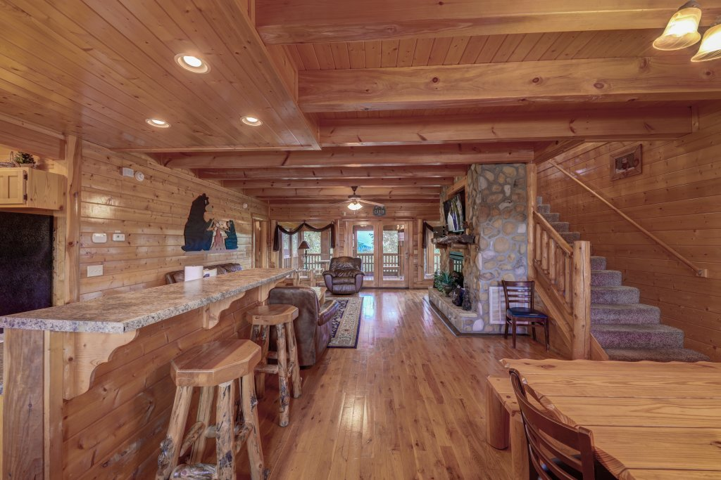 Photo of a Sevierville Cabin named Estate Of Relaxation - This is the forty-fifth photo in the set.