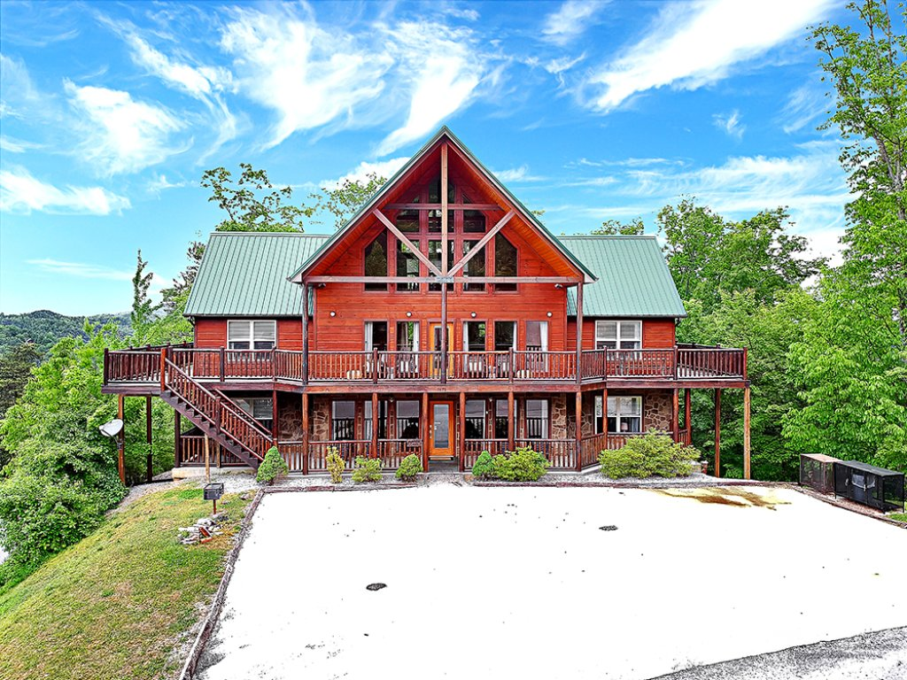 Photo of a Sevierville Cabin named Wilderness Calls - This is the nineteenth photo in the set.
