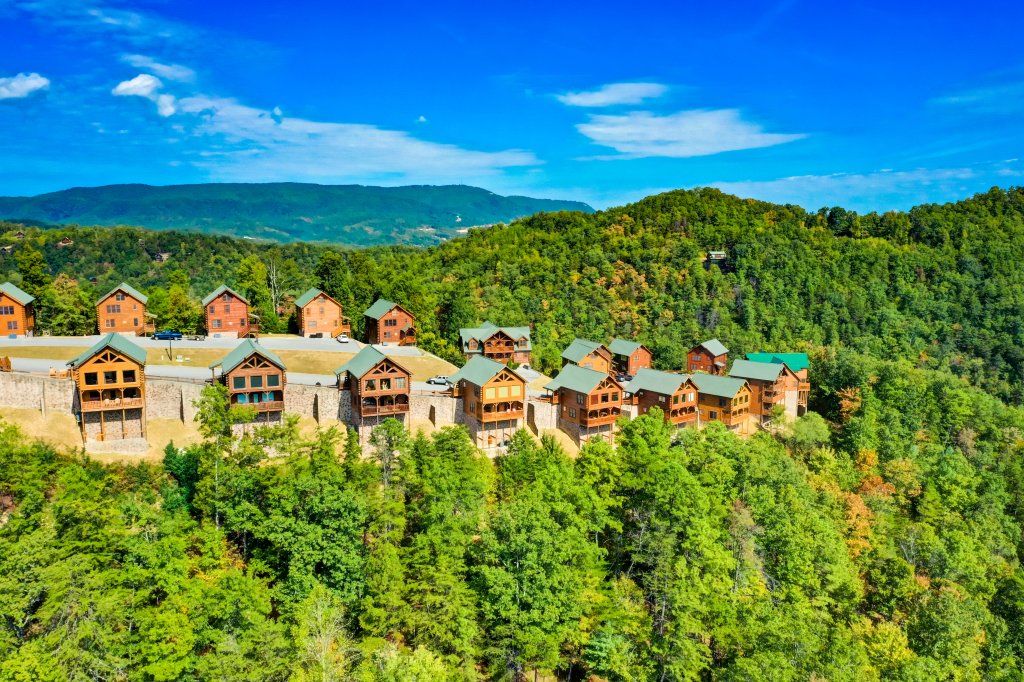 Photo of a Sevierville Cabin named Estate Of Relaxation - This is the fifty-eighth photo in the set.