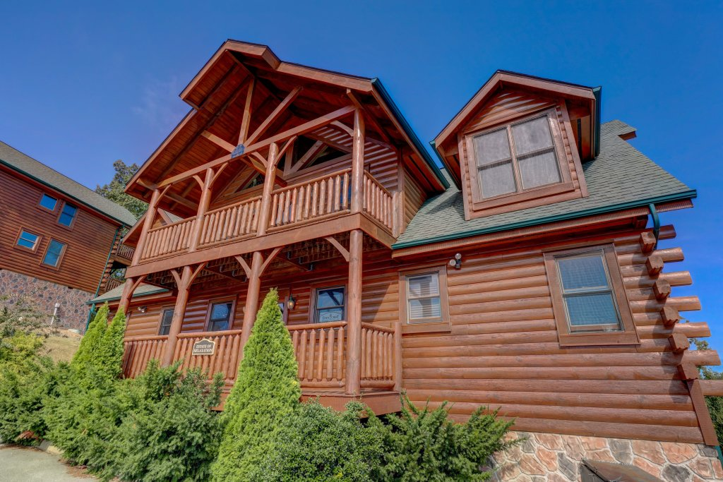 Photo of a Sevierville Cabin named Estate Of Relaxation - This is the sixty-first photo in the set.