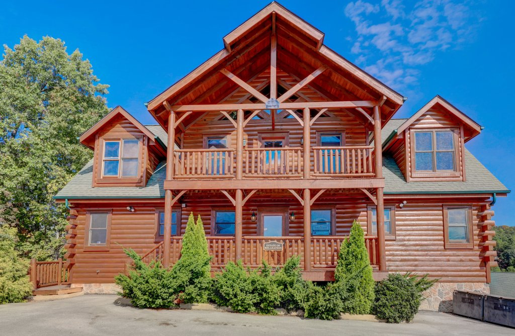 Photo of a Sevierville Cabin named Estate Of Relaxation - This is the fifty-ninth photo in the set.