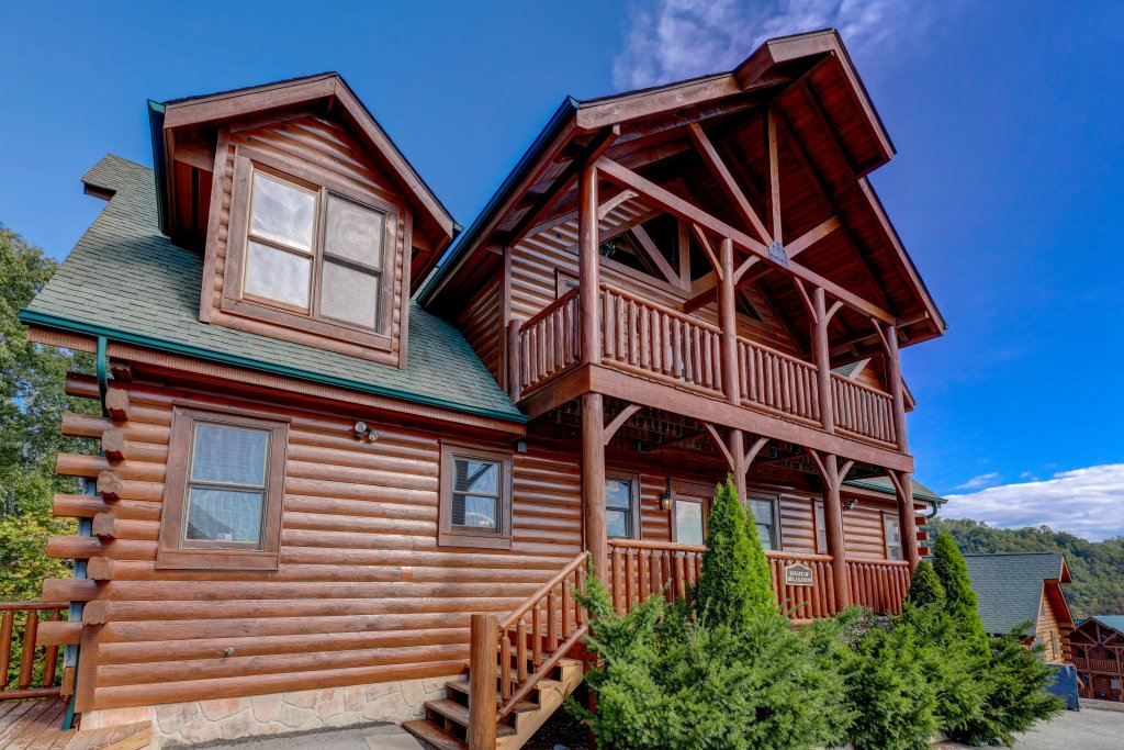 Photo of a Sevierville Cabin named Estate Of Relaxation - This is the sixty-second photo in the set.