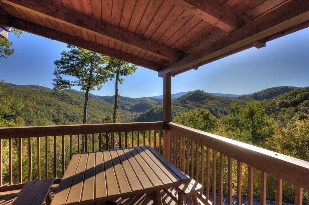 Photo of a Sevierville Cabin named Eagle's View #356 - This is the sixth photo in the set.