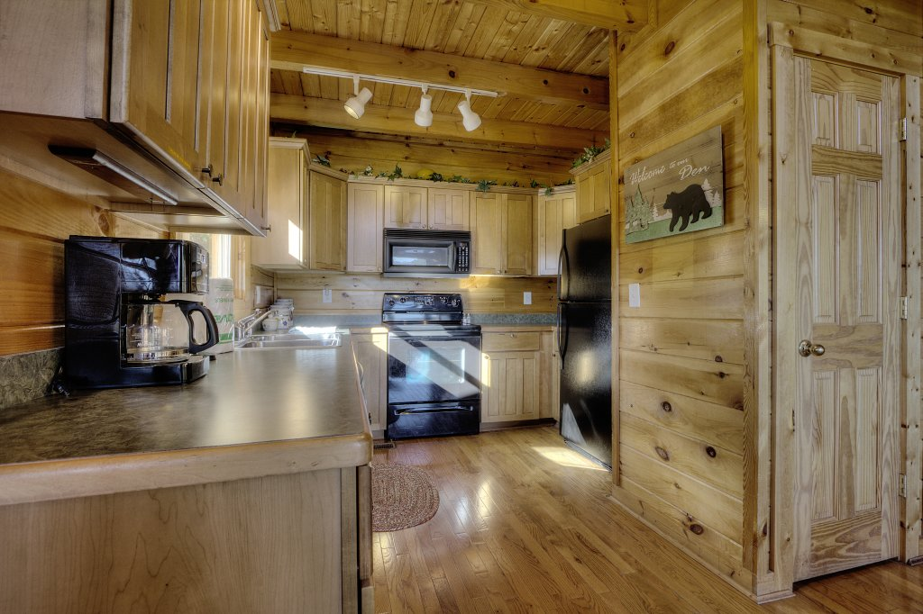 Photo of a Sevierville Cabin named Eagle's View #356 - This is the eighth photo in the set.