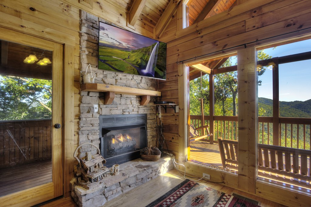Photo of a Sevierville Cabin named Eagle's View #356 - This is the tenth photo in the set.