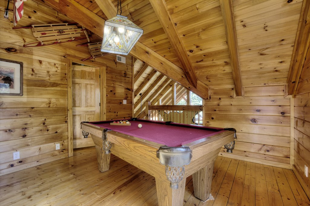 Photo of a Sevierville Cabin named Eagle's View #356 - This is the seventh photo in the set.