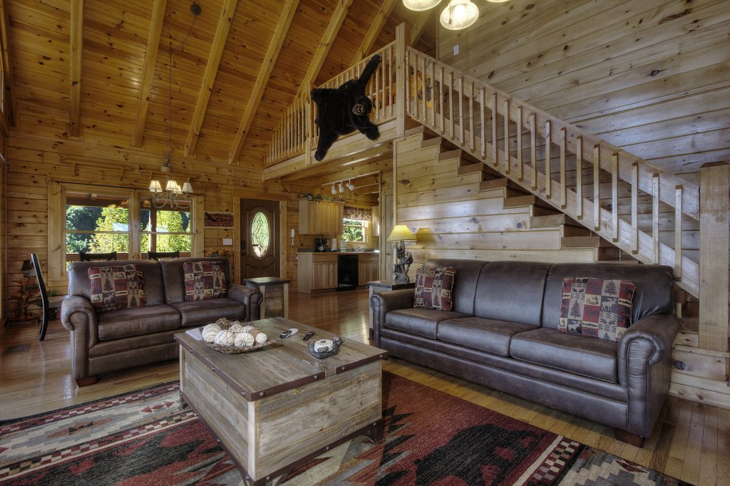 Photo of a Sevierville Cabin named Eagle's View #356 - This is the sixteenth photo in the set.