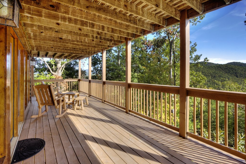 Photo of a Sevierville Cabin named Eagle's View #356 - This is the forty-first photo in the set.