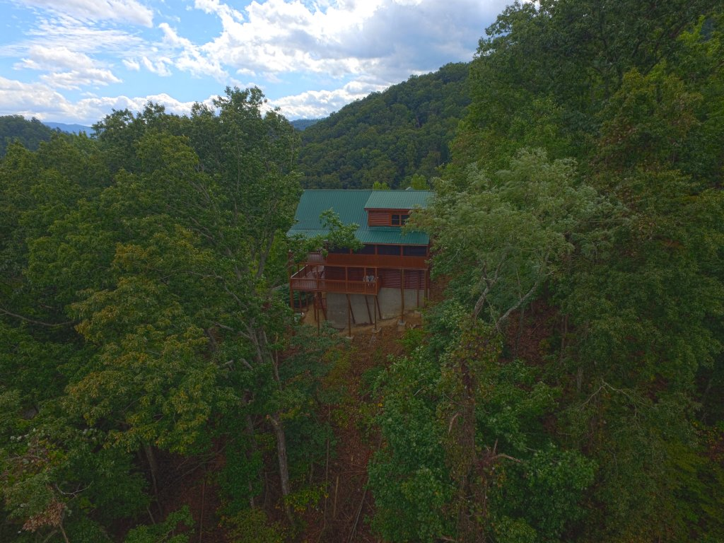Photo of a Sevierville Cabin named Eagle's View #356 - This is the thirteenth photo in the set.
