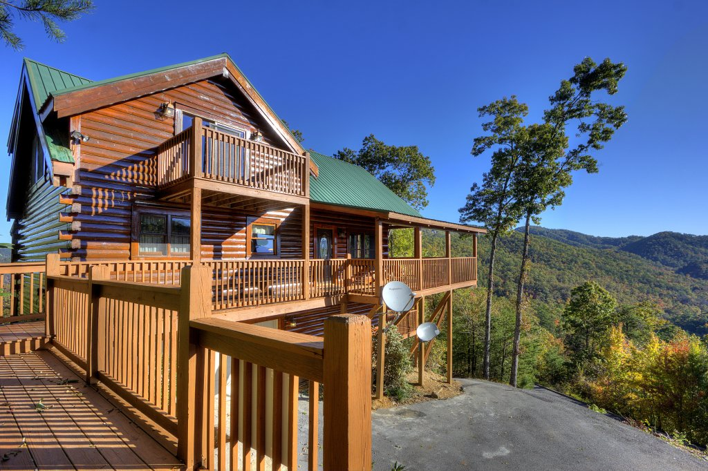 Photo of a Sevierville Cabin named Eagle's View #356 - This is the sixtieth photo in the set.