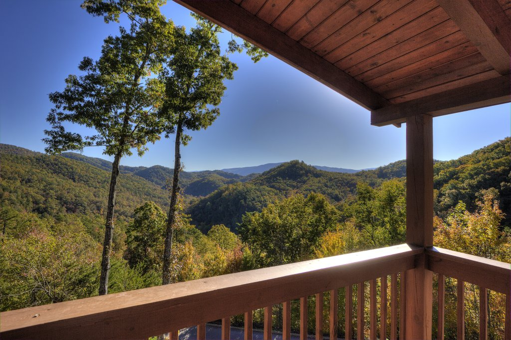 Photo of a Sevierville Cabin named Eagle's View #356 - This is the forty-fourth photo in the set.