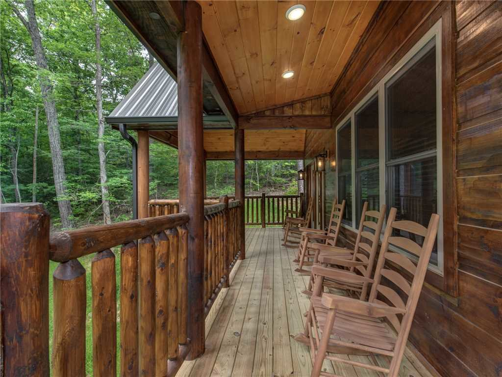 Photo of a Sevierville Cabin named Three Little Bears - This is the ninth photo in the set.