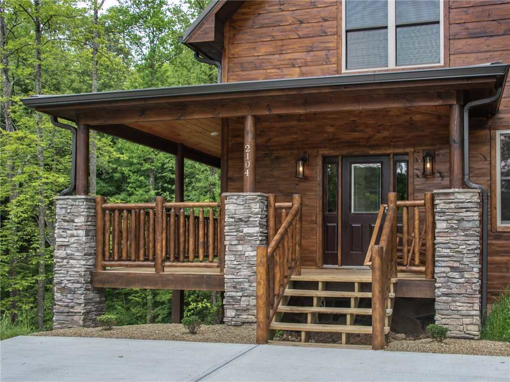 Photo of a Sevierville Cabin named Three Little Bears - This is the twenty-seventh photo in the set.