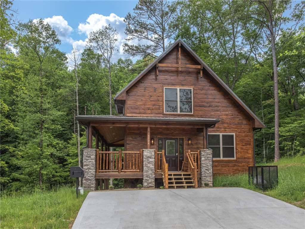 Photo of a Sevierville Cabin named Three Little Bears - This is the twenty-fifth photo in the set.