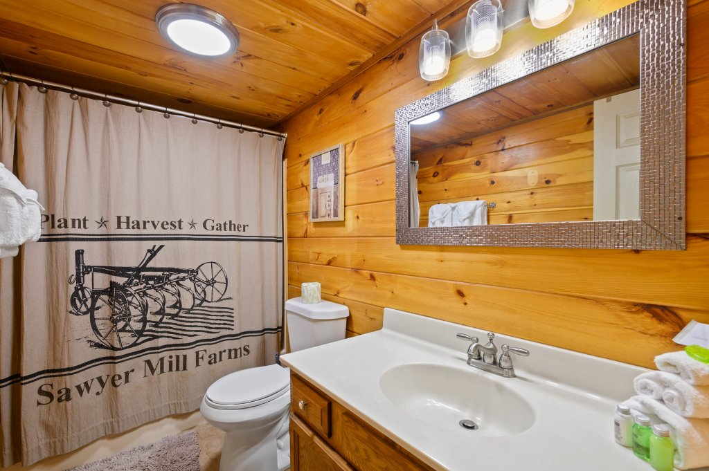 Photo of a Pigeon Forge Cabin named Misty Mountain - This is the sixteenth photo in the set.
