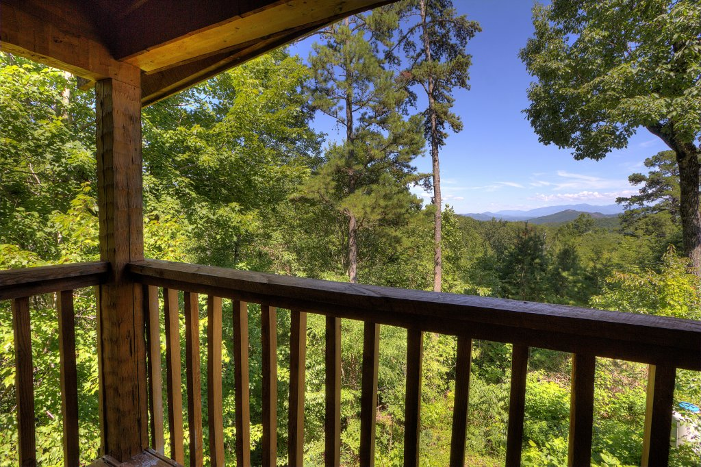 Photo of a Sevierville Cabin named Apple Bear View #116 - This is the twelfth photo in the set.