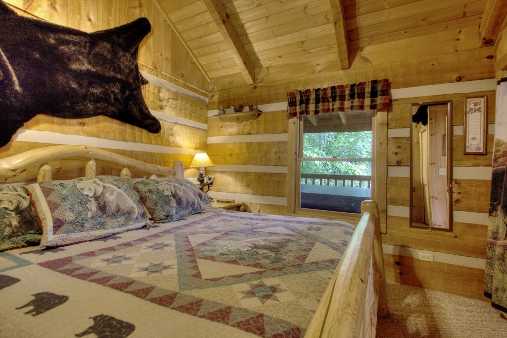 Photo of a Sevierville Cabin named Apple Bear View #116 - This is the thirtieth photo in the set.