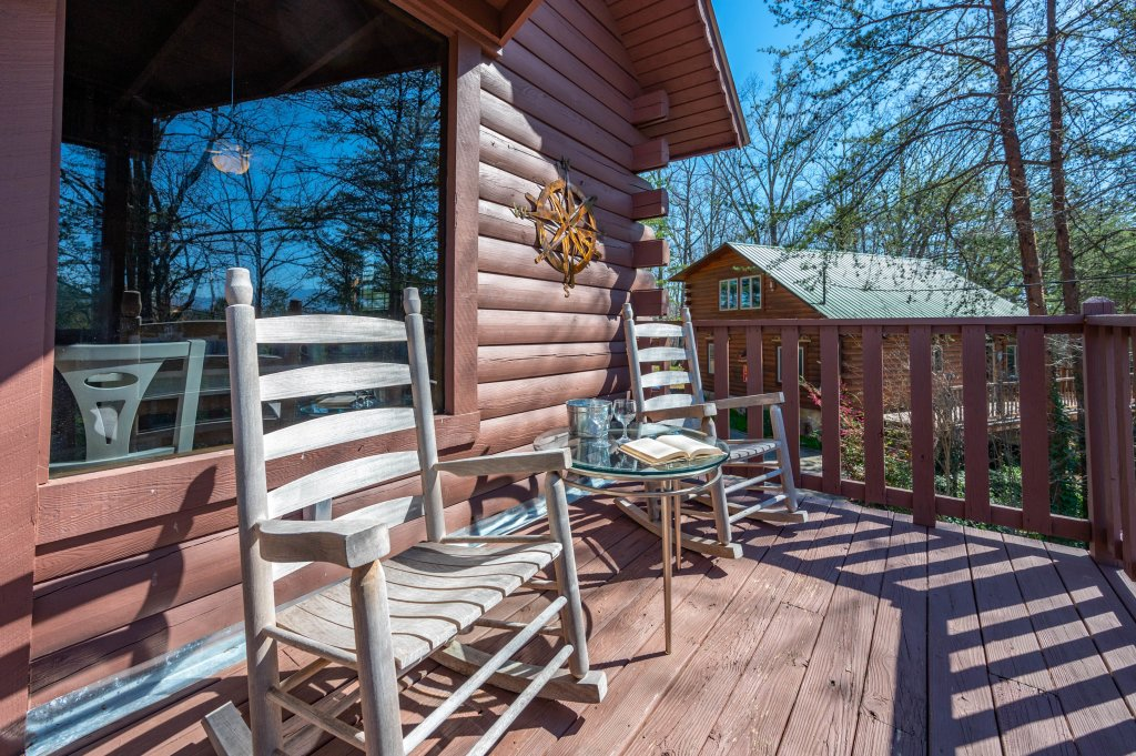 Photo of a Pigeon Forge Cabin named Misty Mountain - This is the sixty-ninth photo in the set.