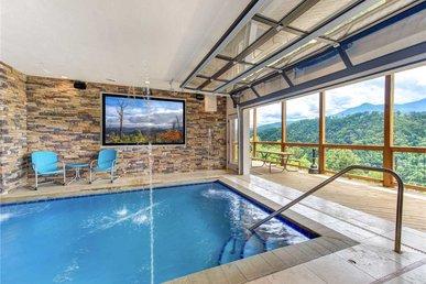Splashtastic View Lodge - 7 Bedrooms, 8 Baths, Sleeps 20