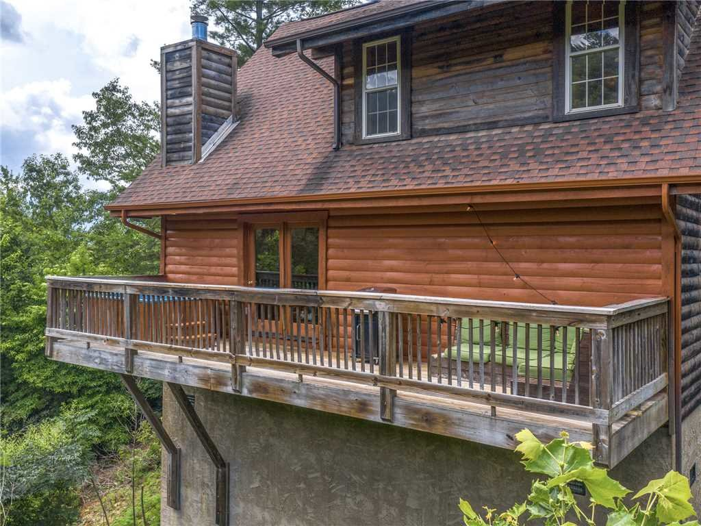 Photo of a Gatlinburg Cabin named Alexas Hideaway - This is the first photo in the set.
