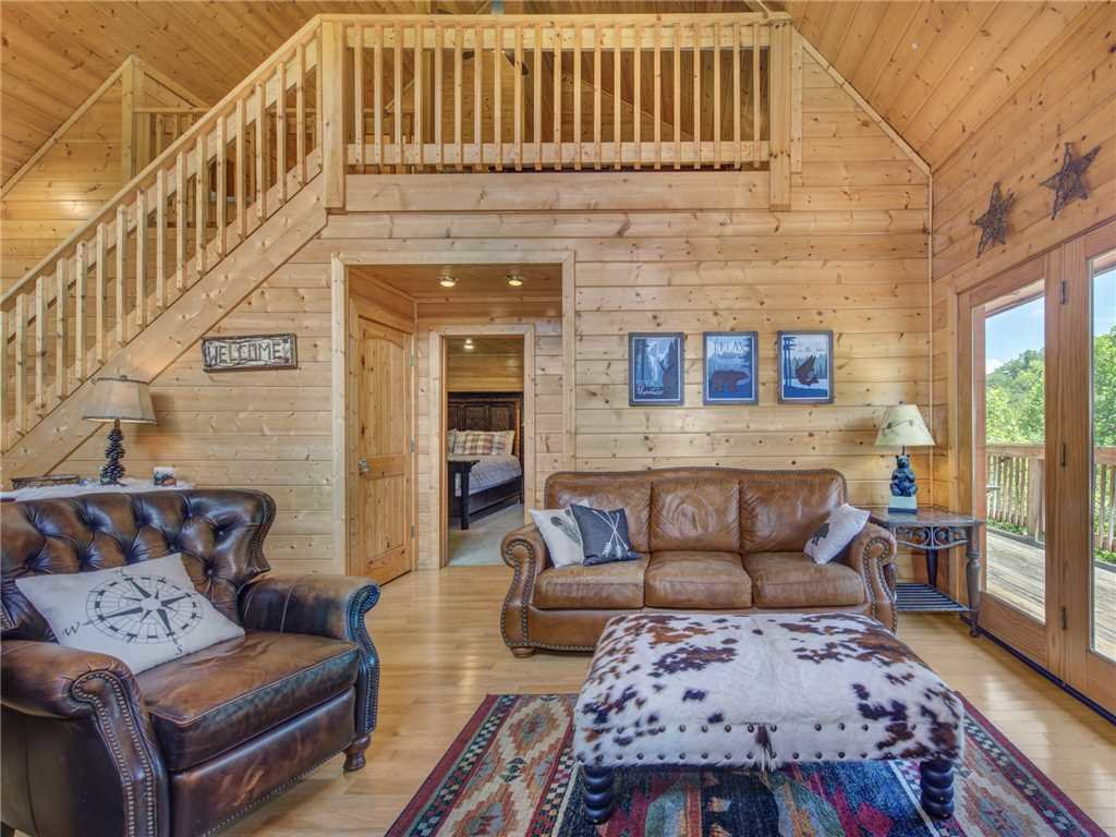Photo of a Gatlinburg Cabin named Alexas Hideaway - This is the eighth photo in the set.