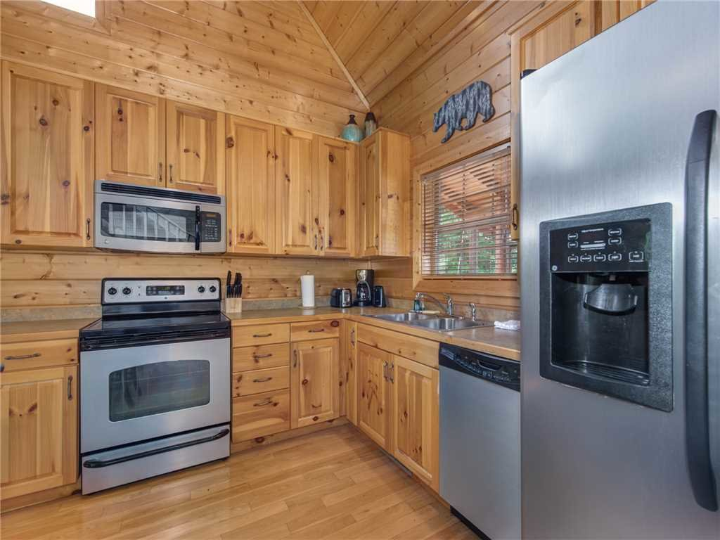 Photo of a Gatlinburg Cabin named Alexas Hideaway - This is the tenth photo in the set.