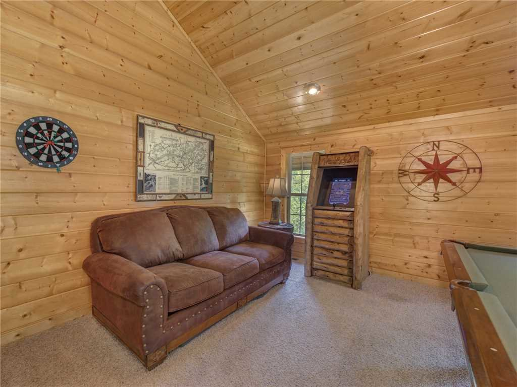 Photo of a Gatlinburg Cabin named Alexas Hideaway - This is the sixteenth photo in the set.
