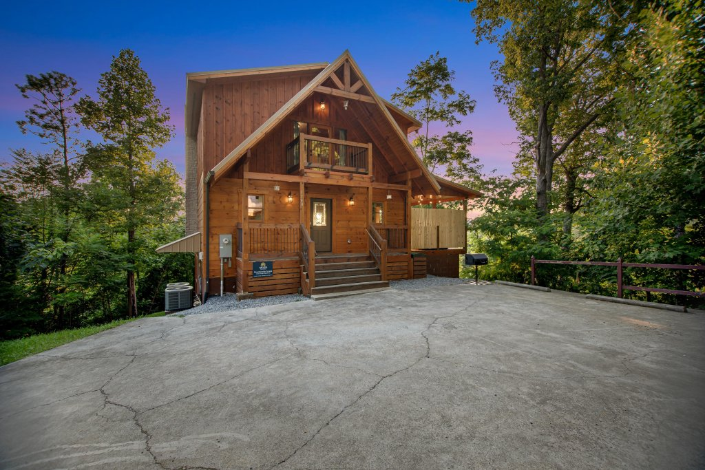 Photo of a Gatlinburg Cabin named Mountainside Escape - This is the thirty-sixth photo in the set.