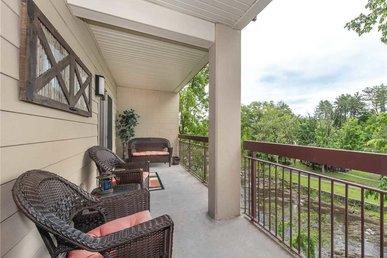 River Rush Cedar Lodge 301 - 3 Bedrooms, 3 Baths, Sleeps 8
