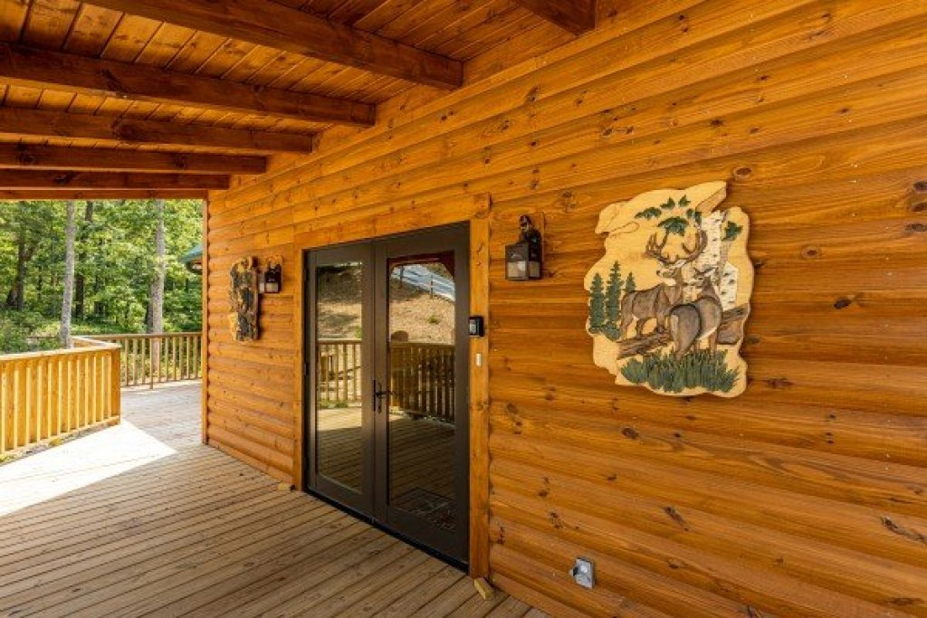 Photo of a Sevierville Cabin named J's Hideaway - This is the fourteenth photo in the set.