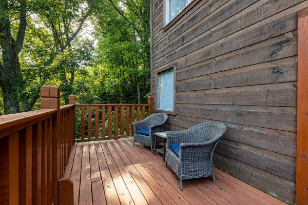 Photo of a Gatlinburg Cabin named Tip Top View - This is the ninth photo in the set.