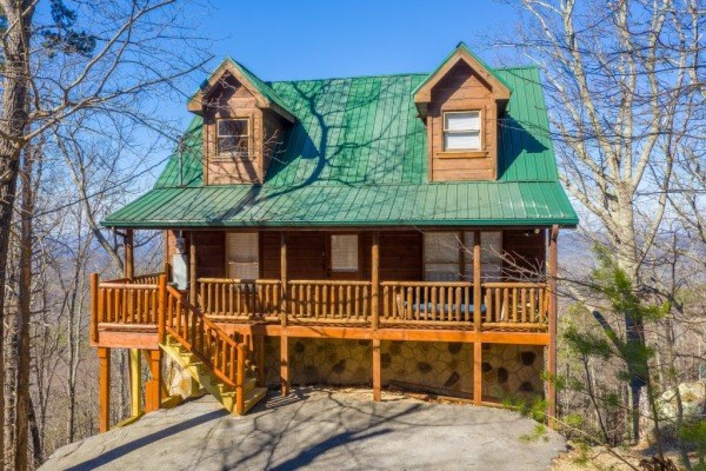 Photo of a Gatlinburg Cabin named Tip Top View - This is the thirty-second photo in the set.