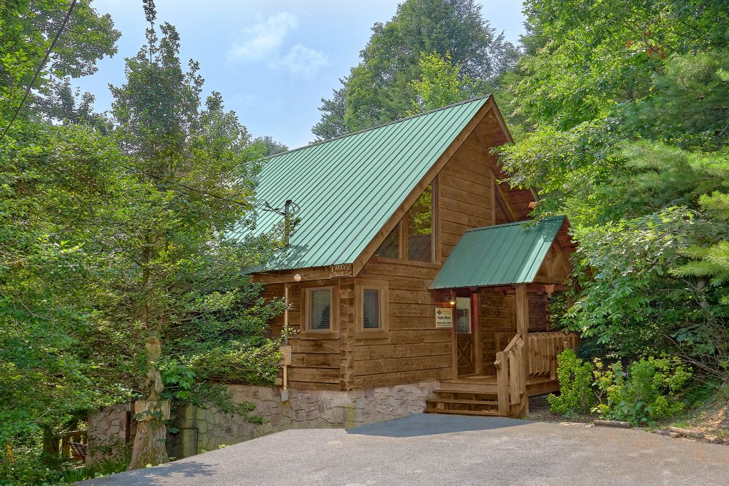 Photo of a Gatlinburg Cabin named Eagles Roost - This is the twenty-first photo in the set.
