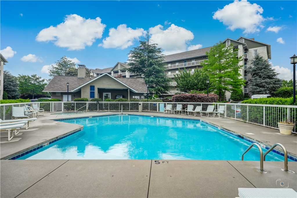 Photo of a Pigeon Forge Condo named Smoky Mountain Dream Whispering Pines 641 - This is the twenty-second photo in the set.