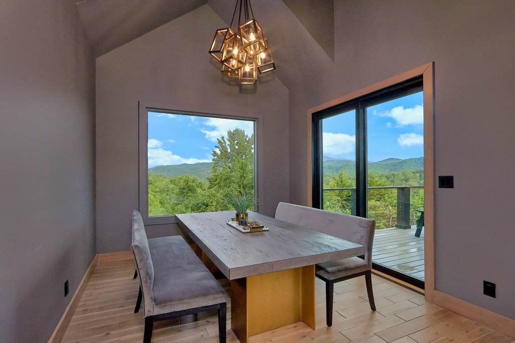 Photo of a Sevierville Cabin named Endless View - This is the third photo in the set.