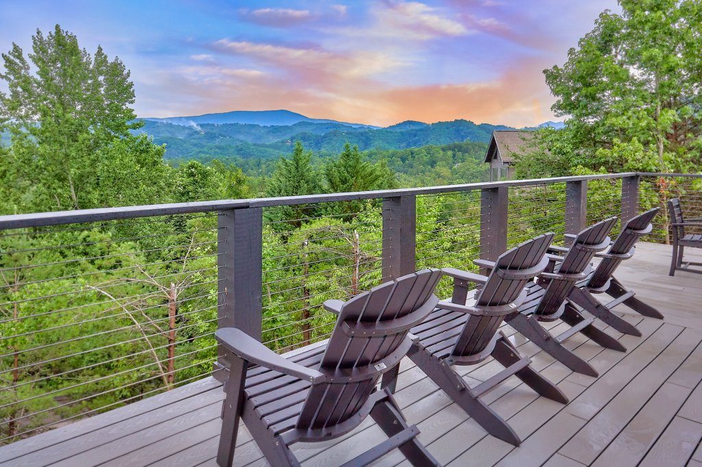 Photo of a Sevierville Cabin named Endless View - This is the ninth photo in the set.