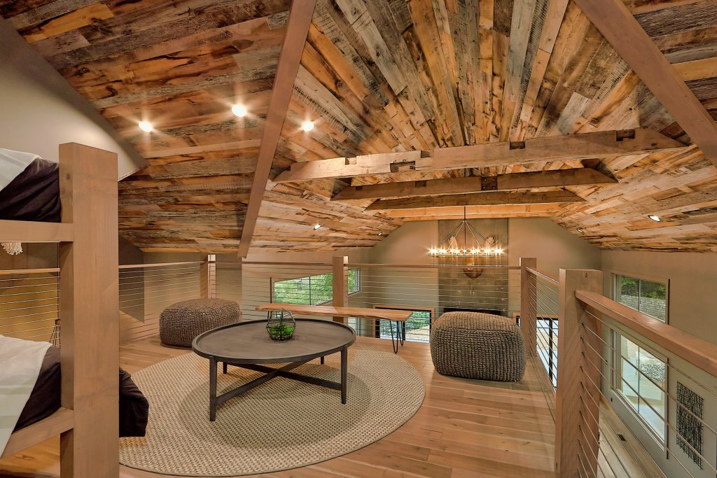 Photo of a Sevierville Cabin named Endless View - This is the thirty-second photo in the set.