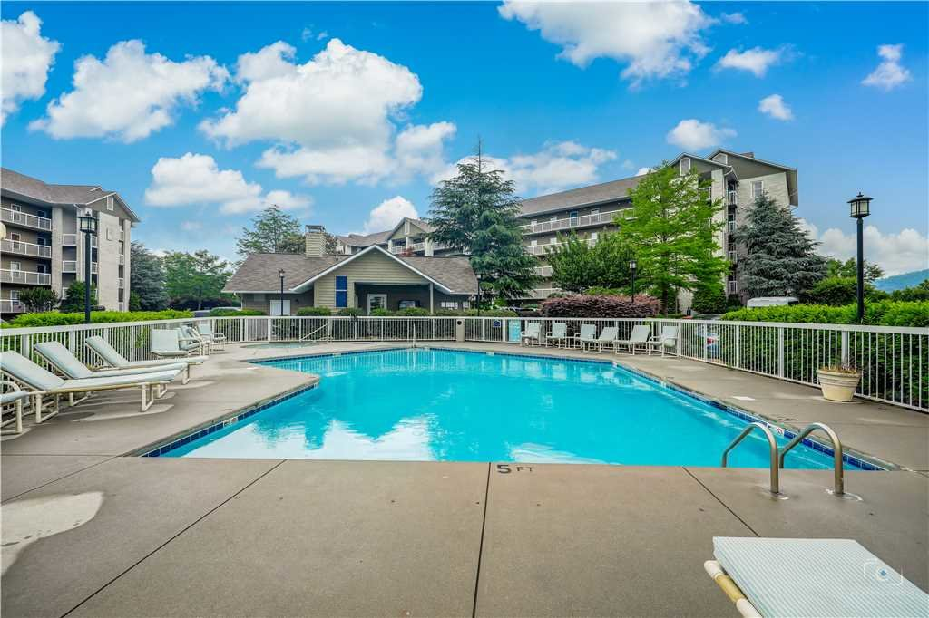 Photo of a Pigeon Forge Condo named Peaceful Retreat Whispering Pines 104 - This is the second photo in the set.