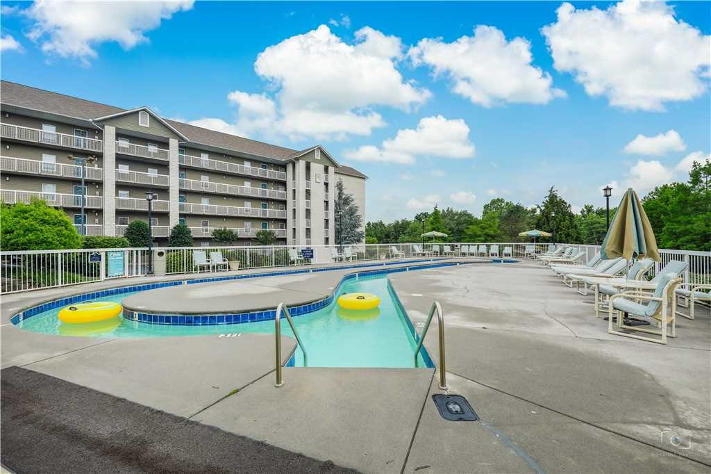 Photo of a Pigeon Forge Condo named Peaceful Retreat Whispering Pines 104 - This is the twenty-third photo in the set.