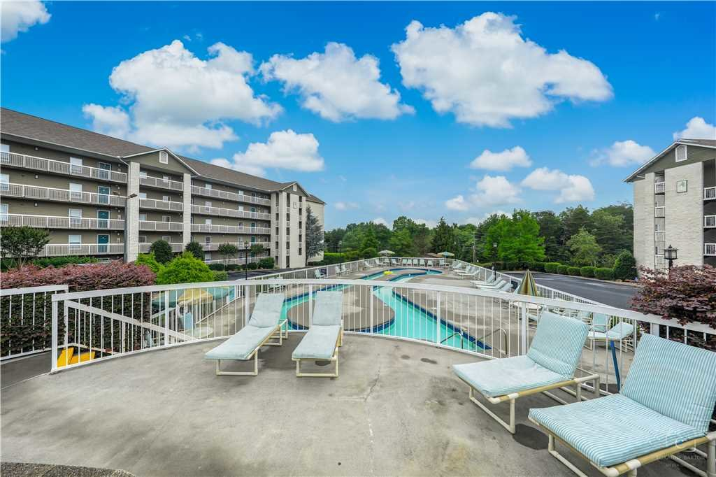 Photo of a Pigeon Forge Condo named Peaceful Retreat Whispering Pines 104 - This is the twenty-fourth photo in the set.