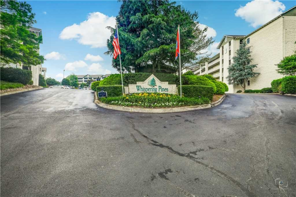 Photo of a Pigeon Forge Condo named Peaceful Retreat Whispering Pines 104 - This is the thirty-first photo in the set.