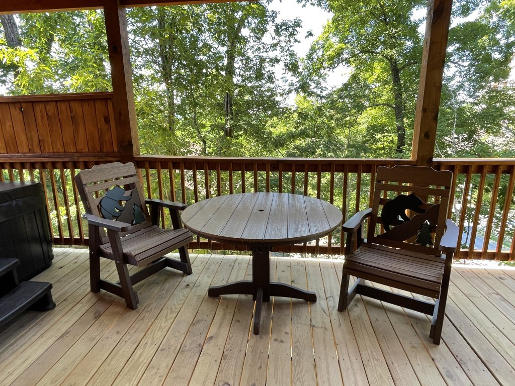 Photo of a Pigeon Forge Cabin named Harmony In The Valley - This is the second photo in the set.