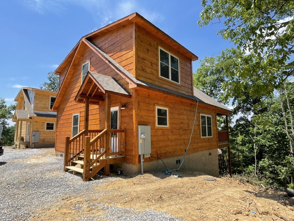 Photo of a Pigeon Forge Cabin named Harmony In The Valley - This is the thirty-sixth photo in the set.