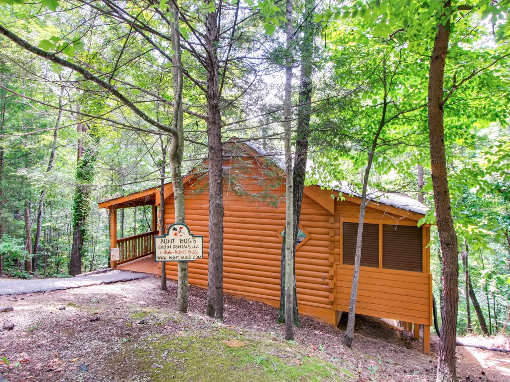Photo of a Sevierville Cabin named Cabin Fever #117 - This is the fourth photo in the set.