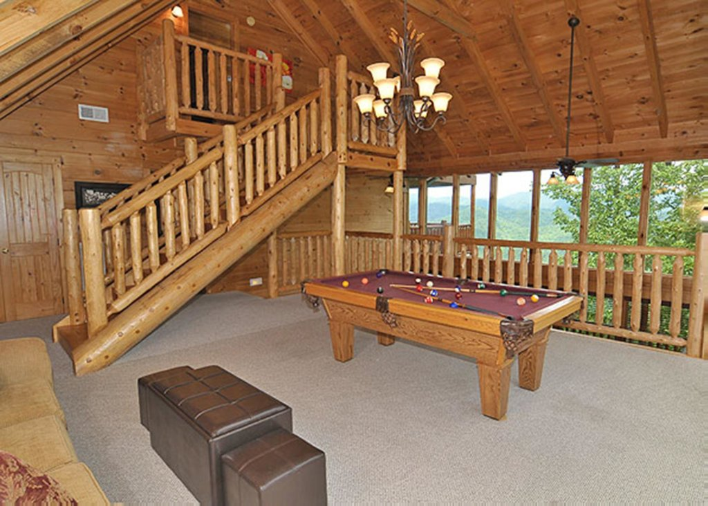 Photo of a Sevierville Cabin named Halfway To Heaven #40 - This is the tenth photo in the set.