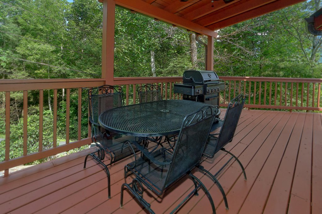 Photo of a Gatlinburg Cabin named Mountain Haven - This is the eighth photo in the set.