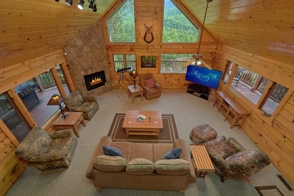 Photo of a Gatlinburg Cabin named Mountain Haven - This is the thirteenth photo in the set.