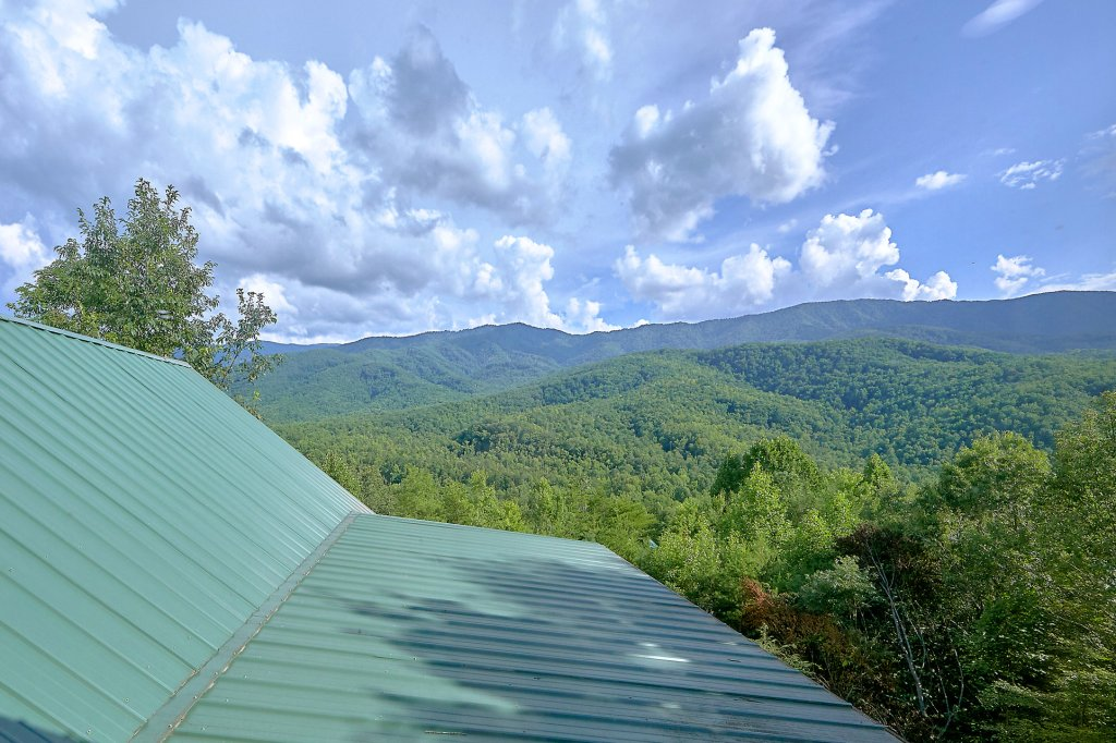 Photo of a Gatlinburg Cabin named Mountain Haven - This is the third photo in the set.